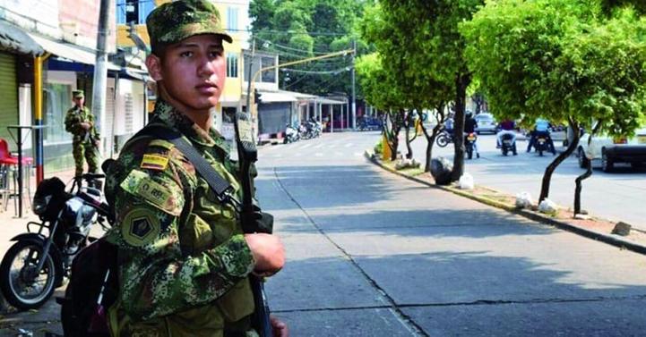 Ejército reforzará trabajo de la Policía en calles de B/bermeja