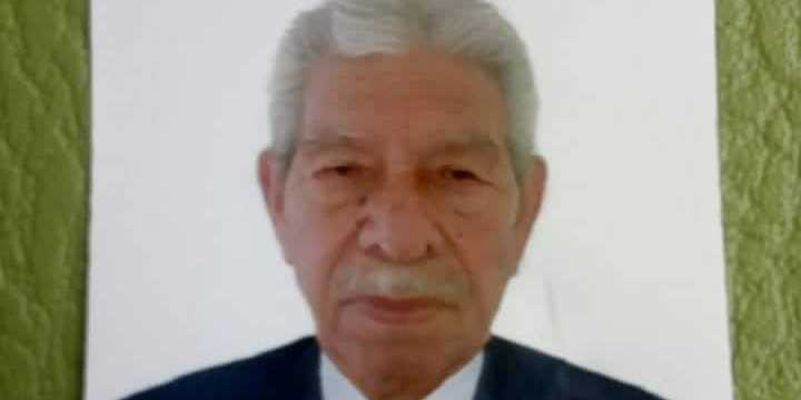 Murió don Guillermo Arturo Valdés