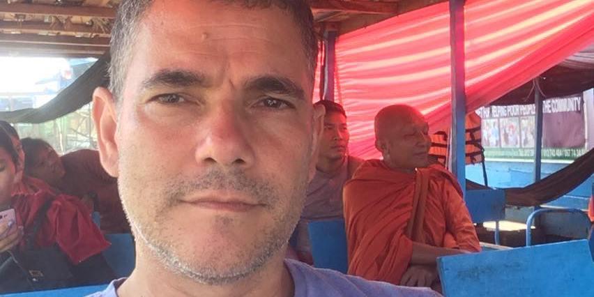 Germán Angulo, un barranqueño en Bangkok, nos habla de la comida de Tailandia