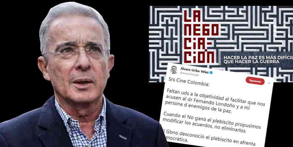 Este es el video que no le gustó al ex presidente Uribe