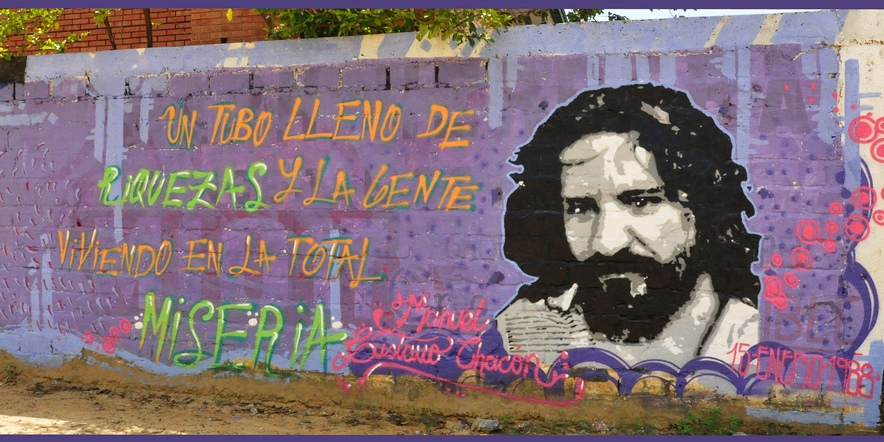Con obra de teatro la USO conmemora crimen de Manuel Gustavo Chacón