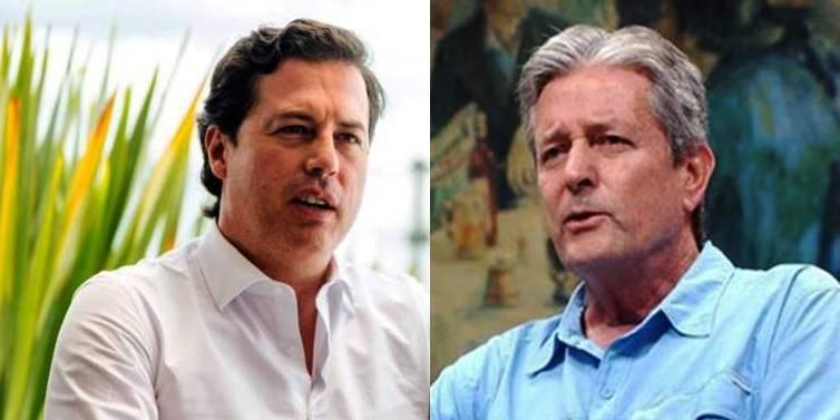 Juan Manuel Galán anuncia respaldo a Leónidas Gómez a la gobernación de Santander