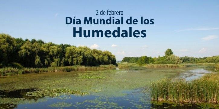 1 de febrero el Día Mundial de los Humedales