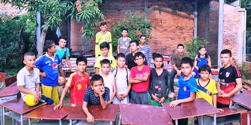 480 niños venezolanos han sido matriculados en colegios oficiales de B/bermeja