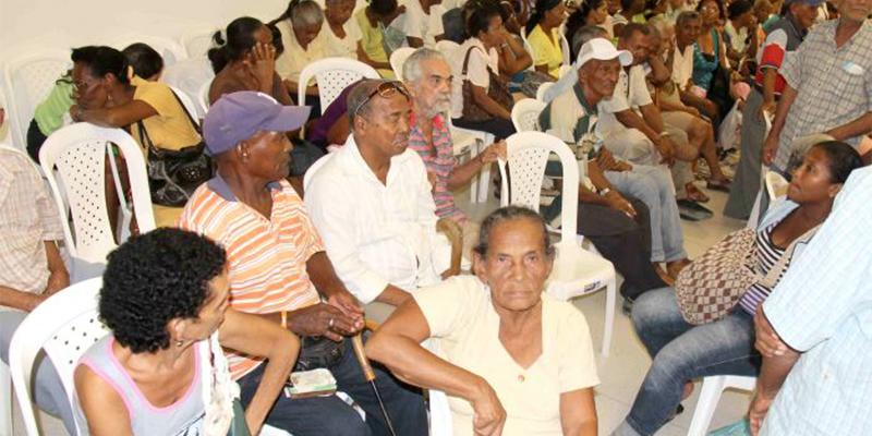 A partir del 15 de febrero inicia el pago de subsidios del adulto mayor