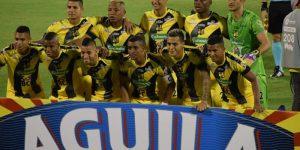 Por la fecha 3 de la Liga, Alianza Petrolera y Santa Fe empataron 0-0.