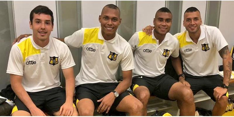Alianza derrota al Bucaramanga en Copa Águila