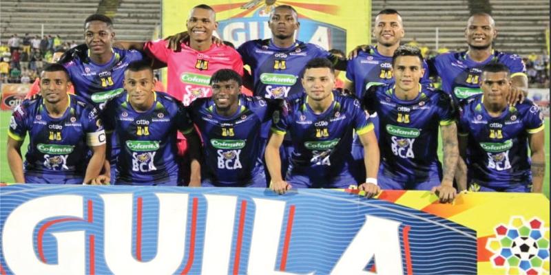 Alianza Petrolera como visitante venció 1-2 al Atlético Huila