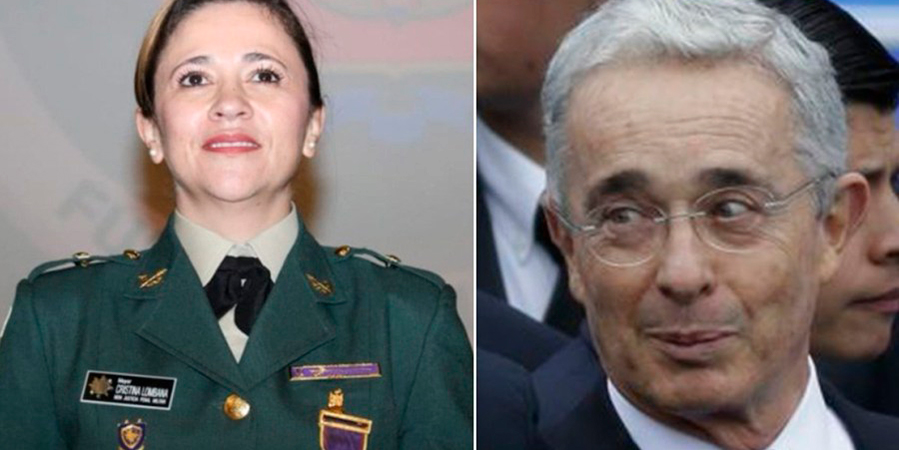 Magistrada que investiga a Uribe omitió decir que trabajó con el abogado del expresidente