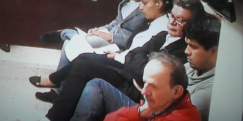 """A la cárcel Luis Alberto """"El Tuerto"""" Gil y demás implicados en caso de soborno a fiscal de la JEP"""