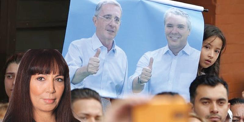 """""""Uribismo"""" siembra el odio para sacar votos: María Jimena Duzán"""