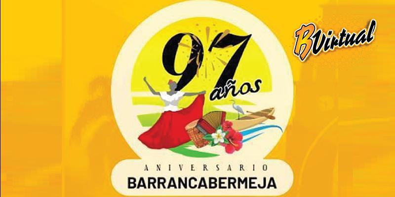 Programación del aniversario 97 de Barrancabermeja