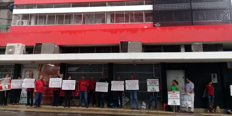 Sindicato pide salida del director de Cafaba