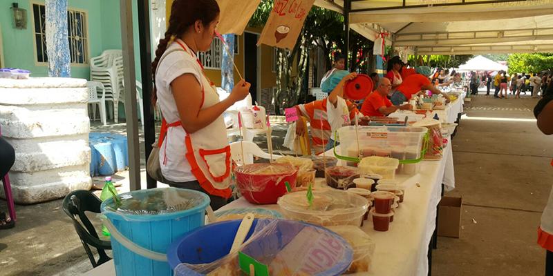 Empezó el Festival del Dulce en Barrancabermeja