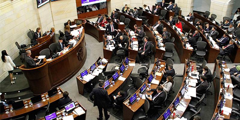 """Consejo de Estado ratifica pérdida de investidura para congresistas """"vagos"""""""