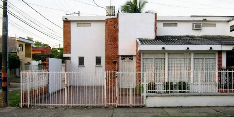 Esta es la casa del barrio Galán de Barrancabermeja que más se conserva idéntica