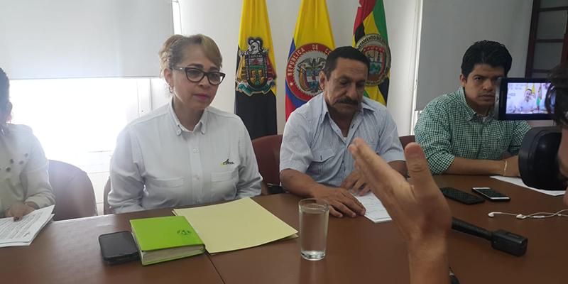 Alcaldía de B/bermeja y Ecopetrol firman convenio para suministro de gas en La Fortuna