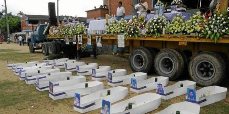 Ex coronel de policía acepta responsabilidad por masacre del 16 de mayo