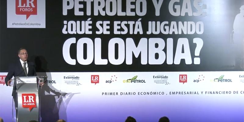 """""""Petróleo y Gas ... ¿A qué le está jugando Colombia?"""" - SIGA ESTA TRANSMISIÓN EN VIVO"""