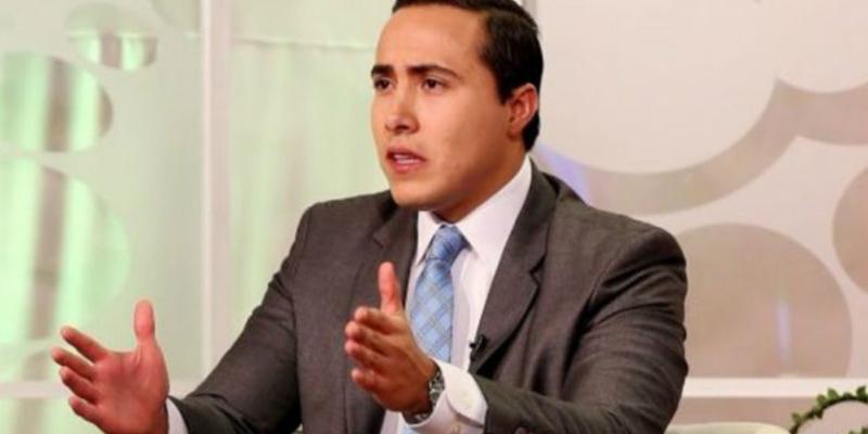 """""""El aval de Cambio Radical es para mi hermano Mauricio"""", dice Richard Aguilar"""