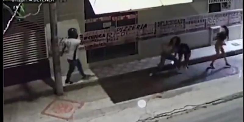 Sujeto atracó y disparó contra tres mujeres en el barrio La Esperanza