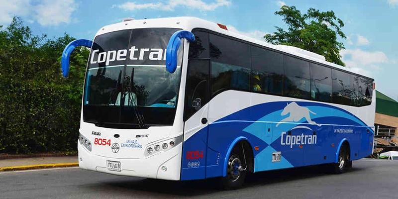 La proyección de Copetran está en conectar a todo el País brindando un servicio integral. Foto: Liliana Rincón