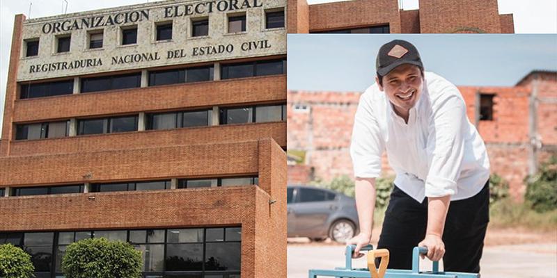 Denuncian a Jonathan Vásquez ante el Consejo Nacional Electoral