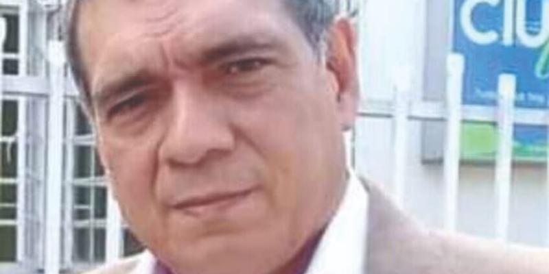 """""""Me impidieron representar los intereses de mi provincia"""": Álvaro Rueda"""
