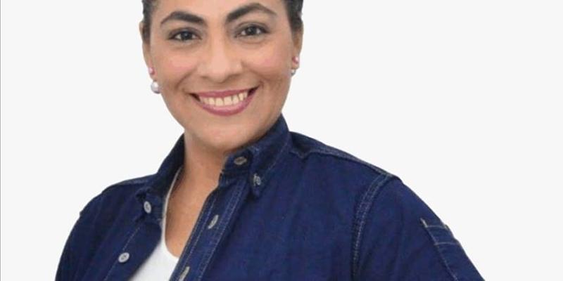 """Delfina Alcoccer dice que """"Jonathan Vásquez engaña al elector"""""""