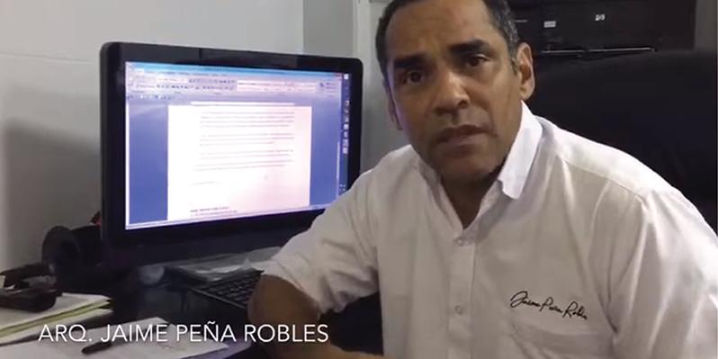 Jaime Peña renunció al Partido Verde