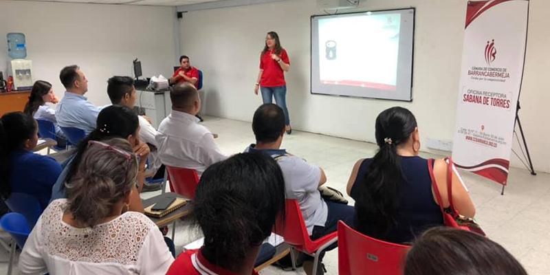 Empresarios de Sabana de Torres fortalecieron relaciones comerciales