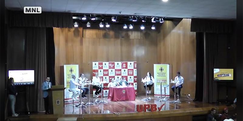 Aquí está el video del Primer Debate de Candidatos a la Gobernación de Santander