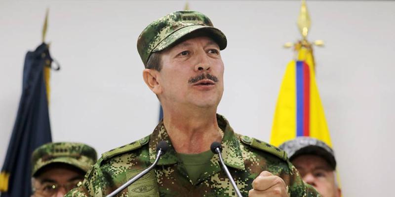 """""""Militar en Lizama obró en legítima defensa"""": General, Nicacio Martínez"""