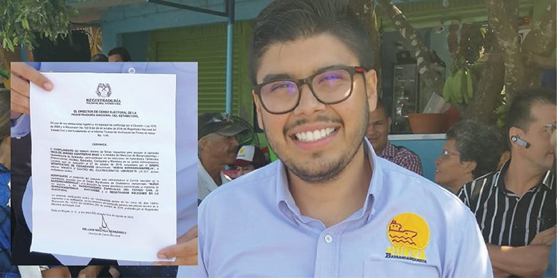 Nicolás Contreras le explica a Barrancabermeja Virtual, por qué quiere ser alcalde