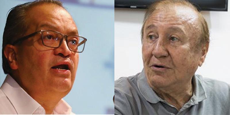 """""""Esperamos que el señor Rodolfo Hernández le ponga la cara a la justicia"""", dijo Fernando Carrillo"""
