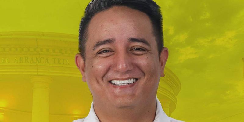Edinson Fuentes desea llegar al Concejo para servirle a la comunidad