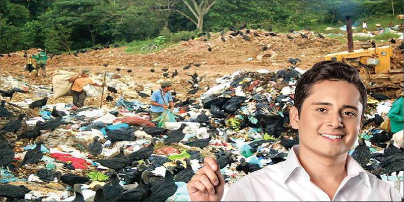 Rechazo de habitantes de El Centro a polémica propuesta de Jonathan Vásquez