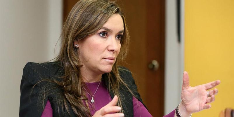 Sin fracking, el país tendría un dólar a 5.000 pesos: Ministra de Minas