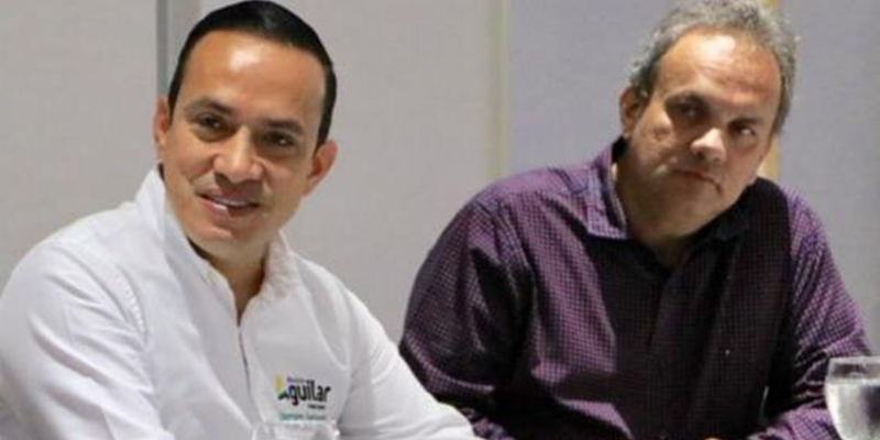 Palmicultores de Santander respaldan a Mauricio Aguilar
