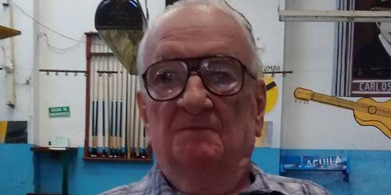 Murió don Pastor Hoyos, el propietario del Café Libertad.