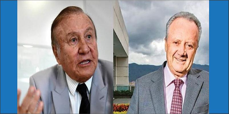 Rodolfo Hernández propone a empresario Arturo Calle para que sea su fórmula vicepresidencial en 2022