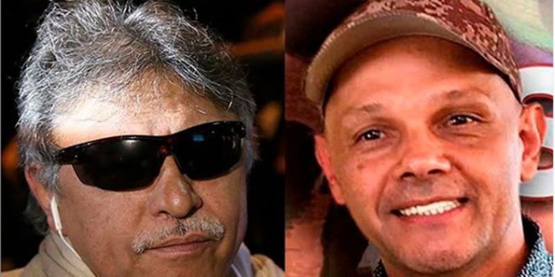JEP excluye a Seuxis Paucias Hernández, 'Santrich', y a Hernán Darío Velásquez, 'El Paisa'