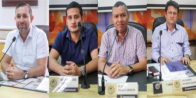 Denuncian por presunta doble militancia a varios concejales de Barrancabermeja