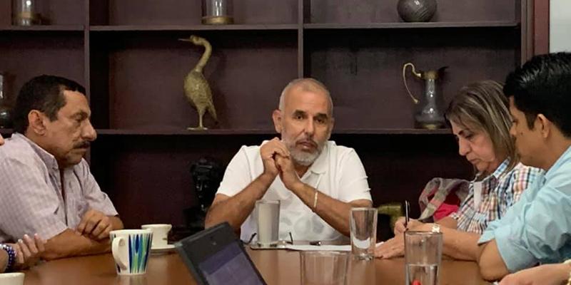 Alcalde Darío Echeverri elogió triunfo de Alfonso Eljach Manrique
