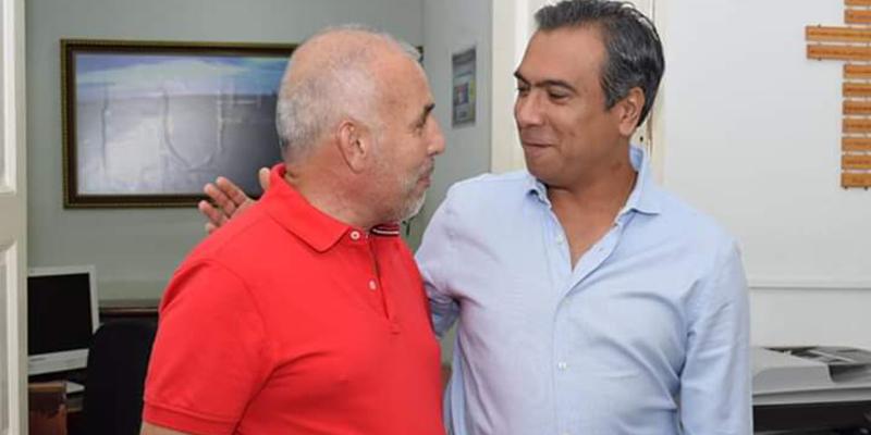 Avanza empalme entre administraciones de Echeverri Serrano y  Eljach Manrique