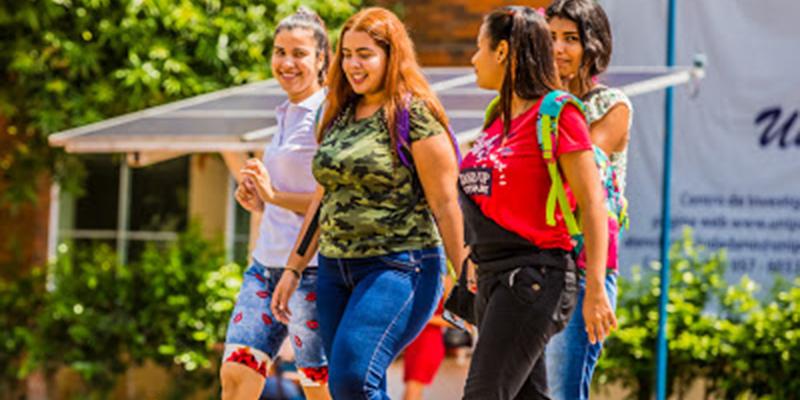 En Unipaz comienza jornada de reembolso para beneficiarios beca alcaldía