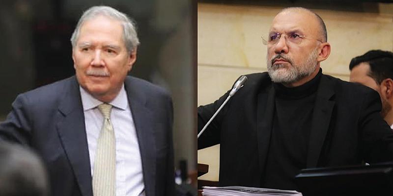 """""""Ministro, usted le escondió a Colombia que ese día de septiembre bombardeó 7 niños"""": Roy Barreras"""