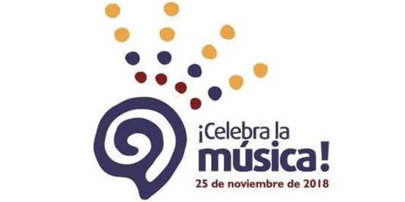 Inscripciones abiertas para la jornada ¡Celebra la Música!