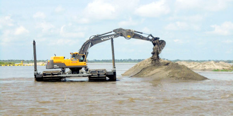 A FINDETER, y no Cormagdalena, encargan para realizar dragado del río Magdalena