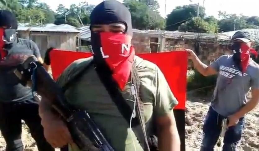 Autoridades verifican vídeo sobre presencia del ELN en Barrancabermeja